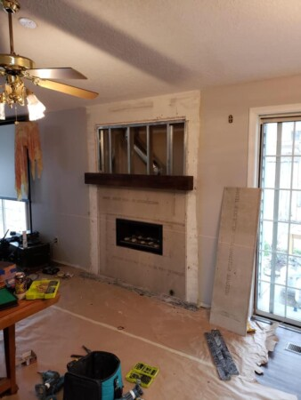 Remodel Project Salem Oregon